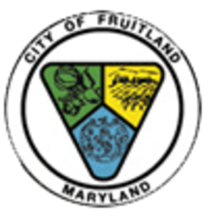 Fruitland, Maryland - Image: Fruitland maryland seal
