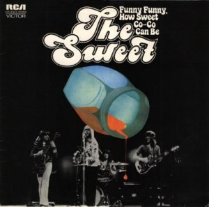 Funny How Sweet Co-Co Can Be - Image: Funny Funny DE album cover