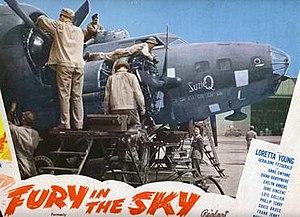 Ladies Courageous - Image: Fury sky