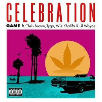 Celebration (The Game song) - Image: Gamecelebration