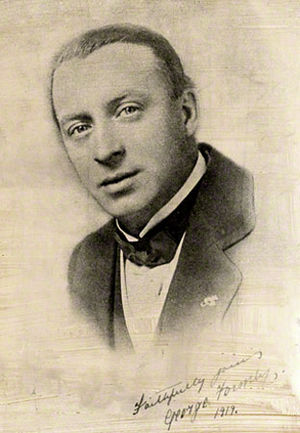 George Formby Sr - Formby in 1919