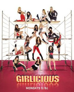 <i>Pussycat Dolls Present: Girlicious</i> television series