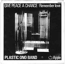 Plastic Ono Band — Give Peace a Chance (studio acapella)