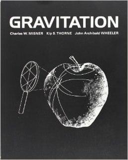<i>Gravitation</i> (book) Textbook by Misner, Thorne, and Wheeler
