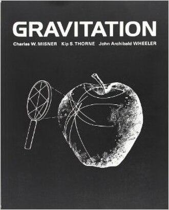 Gravitation (book) - Image: Gravitation book
