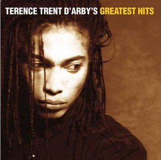 Greatest Hits (Terence Trent D'Arby album) - Image: Greatest hits terence trent darby