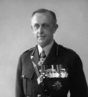 Harold Percy Waller Barrow - Image: Harold Percy Waller Barrow