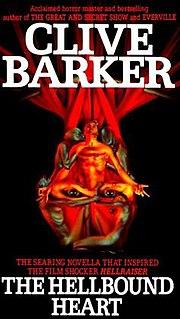 <i>The Hellbound Heart</i> novel by Clive Barker
