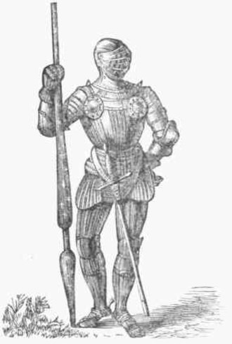 Henry VII of England - Perfected and fluted armour of Henry VII