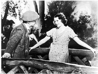 His Lordship - Bert serenades his girl Lenina