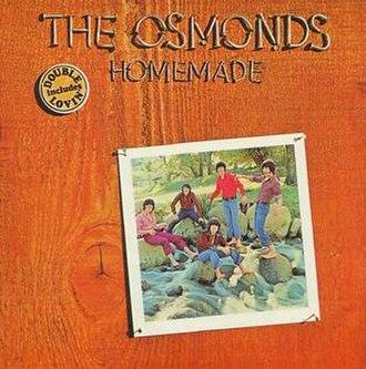Homemade (album) - Image: Homemade 1971