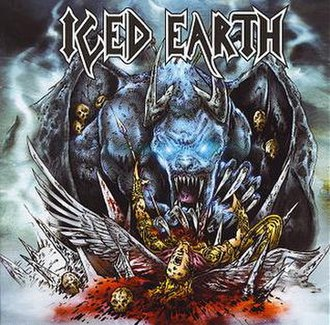 Iced Earth (album) - Image: Iced Earth Album Remastered