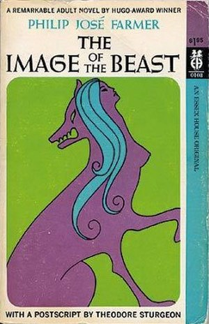 Image of the Beast (novel) - First edition