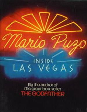 Inside Las Vegas - First edition (publ. Grosset & Dunlap)