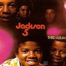 Jackson 5 - Third Album cover art