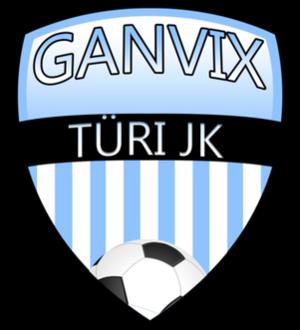 Türi Ganvix JK - Image: JK Ganvix Türi logo