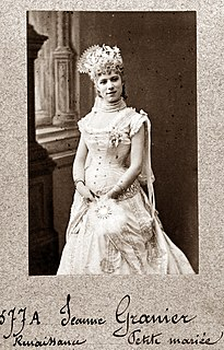 <i>La petite mariée</i>