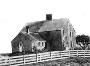 Duxbury, Massachusetts - John Alden House, built 1653