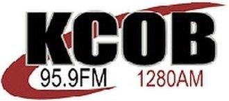 KCOB (AM) - Image: KCOB