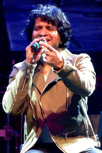 KK (singer) - KK Performing Live at Alive India in Concert, Bangalore, India in Jan 2016