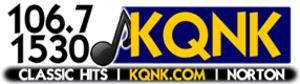 KQNK (AM) - Image: KQNK station logo