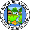 Official seal of Kasibu