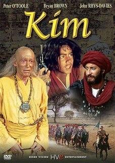 <i>Kim</i> (1984 film) 1984 British film directed by John Davies
