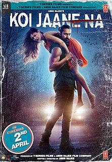 <i>Koi Jaane Na</i> 2021 Indian thriller film