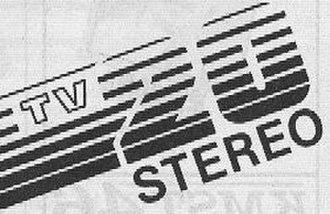 KOFY-TV - KOFY's 1985 logo when known as KTZO