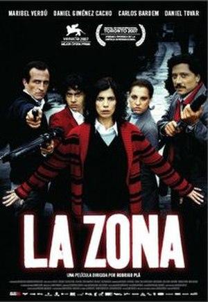 La Zona (film) - Image: La Zona (film)