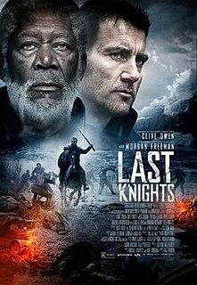 <i>Last Knights</i> 2015 film by Kazuaki Kiriya