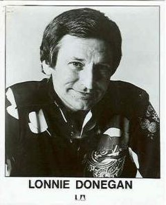 Lonnie Donegan - Lonnie Donegan in the 1970s