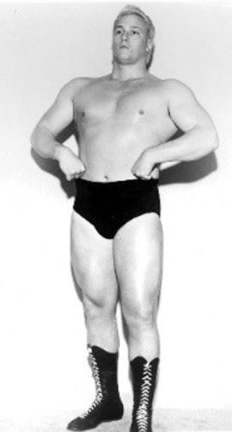 Johnny Powers (wrestler) - Lord Anthony Lansdowne, 1963