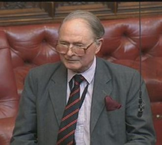 Ian Stewart, Baron Stewartby - Image: Lord Stewartby 2014