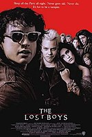 Picture of a movie: The Lost Boys