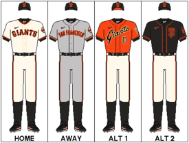 reputable site 64e83 3ab65 san francisco giants jersey numbers