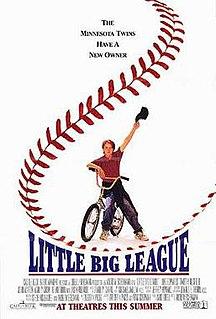 <i>Little Big League</i> 1994 American film