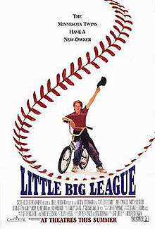 baseball movies of the 90s - Little Big Leage