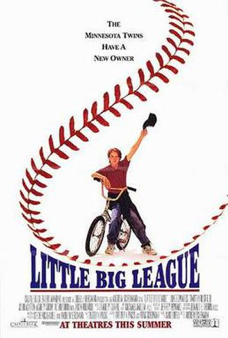 Little Big League - Theatrical release poster