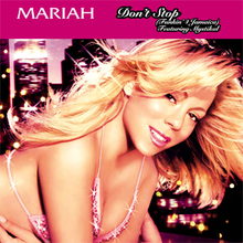 Mariah - Don't Stop Funkin 4 Jamaica (single).png