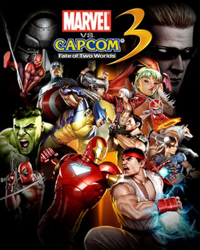 Picture of a game: Marvel Vs. Capcom 3: Fate Of Two Worlds