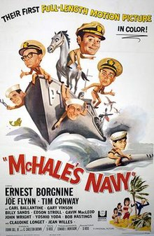 McHale's Navy (1964 film).jpg