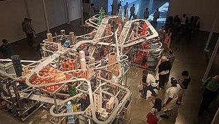 <i>Metropolis II</i> (sculpture)