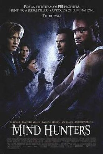 Mindhunters - Theatrical release poster