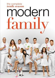 <i>Modern Family</i> (season 10) 2018-2019 season of American sitcom Modern Family