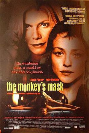 The Monkey's Mask - Movie poster
