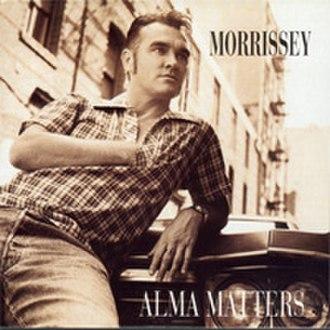Alma Matters - Image: Morrissey Alma Matters