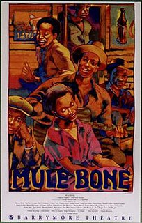play by Langston Hughes and Zora Neale Hurston