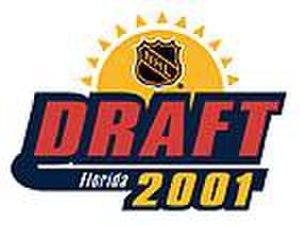 2001 NHL Entry Draft - Image: NHL 2001 Draft Florida