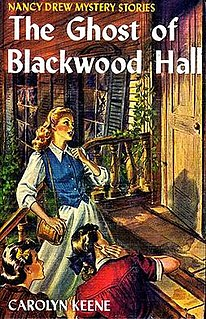 <i>The Ghost of Blackwood Hall</i> book by Carolyn Keene